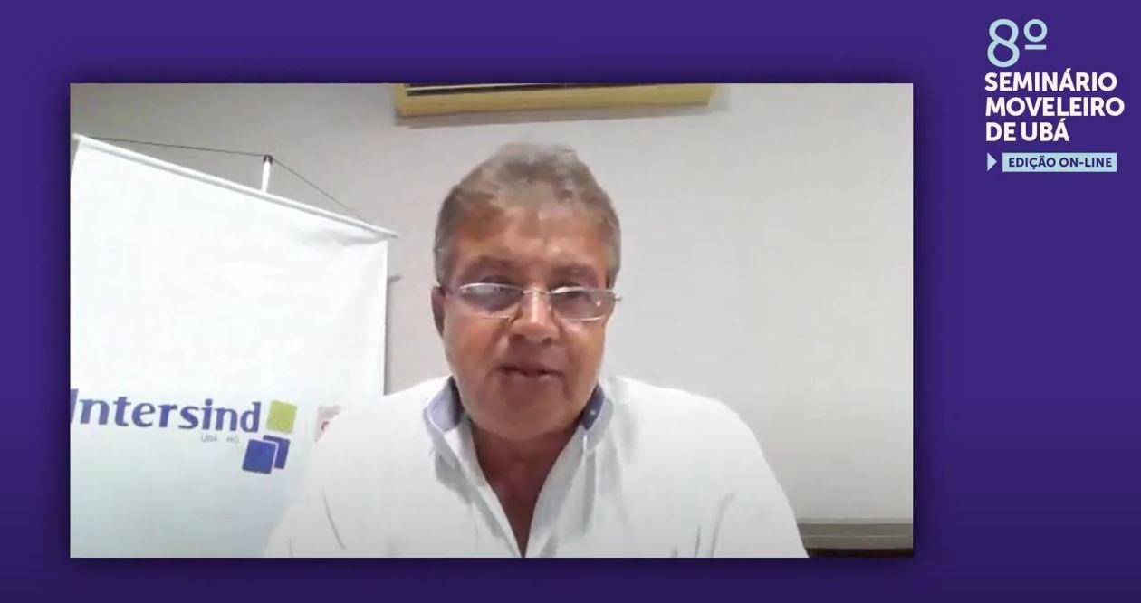 Intersind e SEBRAE realizam Seminário moveleiro de Ubá pela primeira vez on-line