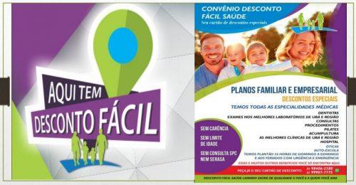 Intersind realiza parceria com a empresa Desconto Fácil Saúde