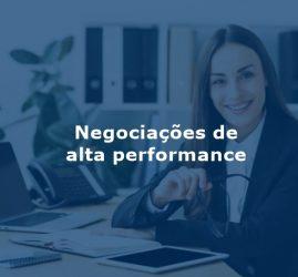 3 - Negociações de alta performance